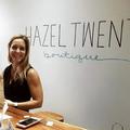 Hazel Twenty Boutique logo