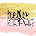 Hello Harper Logo