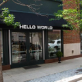 Shop Hello World Logo