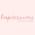 Impressions Online Boutique Logo