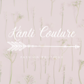 Kānti Couture logo