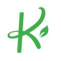 Karen's Naturals. Farm Logo
