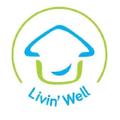 Livin' Well Logo
