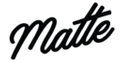 Matte Brand Logo