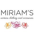 Miriam's Logo