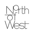 North Of West Logo