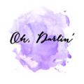 Oh, Darlin' Logo