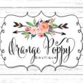 Orange Poppy Boutique USA Logo