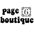 Page 6 Boutique Logo