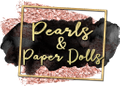 Pearls and Paper Dolls Logo