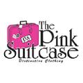Shop Pink Suitcase Logo