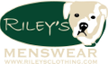 Riley's Menswear Logo