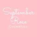 September Rose Cosmetics logo