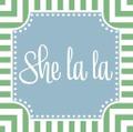 She la la Logo