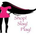 Shopslayplaycom Logo