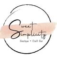 Sweet Simplicity Boutique Logo