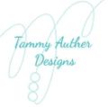 Tammy Auther Designs USA Logo