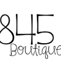 The 845 Boutique Logo