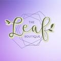 The Leaf Boutique Logo
