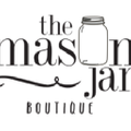 The Mason Jar Boutique Logo