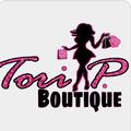 Tori P Boutique Logo