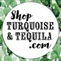 Turquoise and Tequila Logo