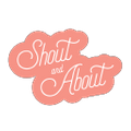 Shout and About USA Logo