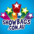Showbags from Bensons Australia Logo