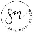 Sierra Metal Design Logo