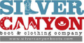 Silver Canyon Boot and Clothing Company Logo