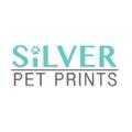Silver Pet Prints Logo