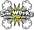sim.works Logo