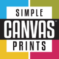 Simple Canvas Prints USA Logo