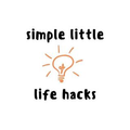Simple Little Life Hacks Logo