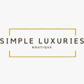 Simple Luxuries Boutique logo
