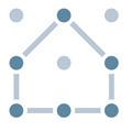 Simplified Building USA Logo