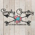Simply Country Boutique Logo
