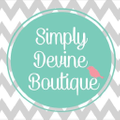 Simply Devine Boutique Logo
