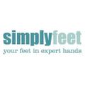 Simply Feet logo