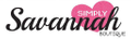 Simply Savannah Boutique Logo
