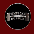 Simpsons Fitness Supply Logo