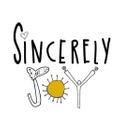 Sincerely Joy Logo