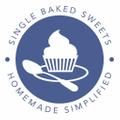 Single Baked Sweets Logo