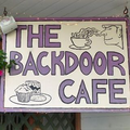 Backdoor Cafe Logo