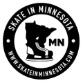 Skate In Minnesota Logo