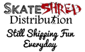 Skate Shred Logo