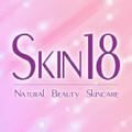 Skin18 Logo