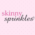 www.skinnysprinkles.com Logo