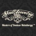 Skull Jewelry Logo