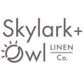 Skylark+Owl Linen Logo